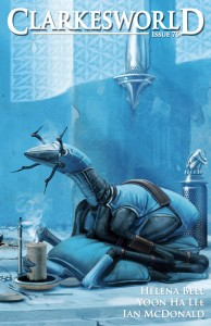 Clarkesworld Magazine, January 2013