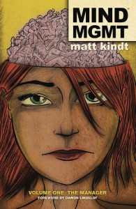 Mind Mgmt 1 - Matt Kindt & Brendan Wright