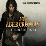 The Blade Itself audiobook, read by Steven Pacey