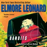 Bandits audiobook, read by Frank Muller